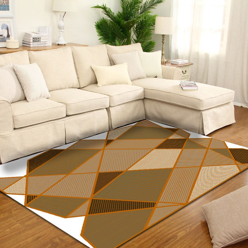 Geometry - The contemporary indoor area rug