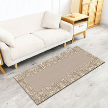 Bordered - The classical indoor area rug