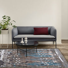 Pizzara - The contemporary living area indoor rug