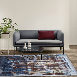 Pizarron - The contemporary living area indoor rug