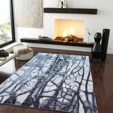 Woods - The Contemporary living area indoor rug