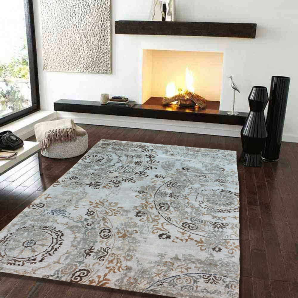 Kriti - The luxurious classical area rug