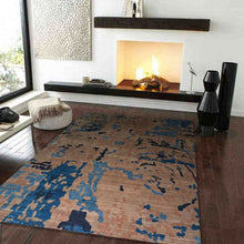 Humedales - The contemporary area indoor rug