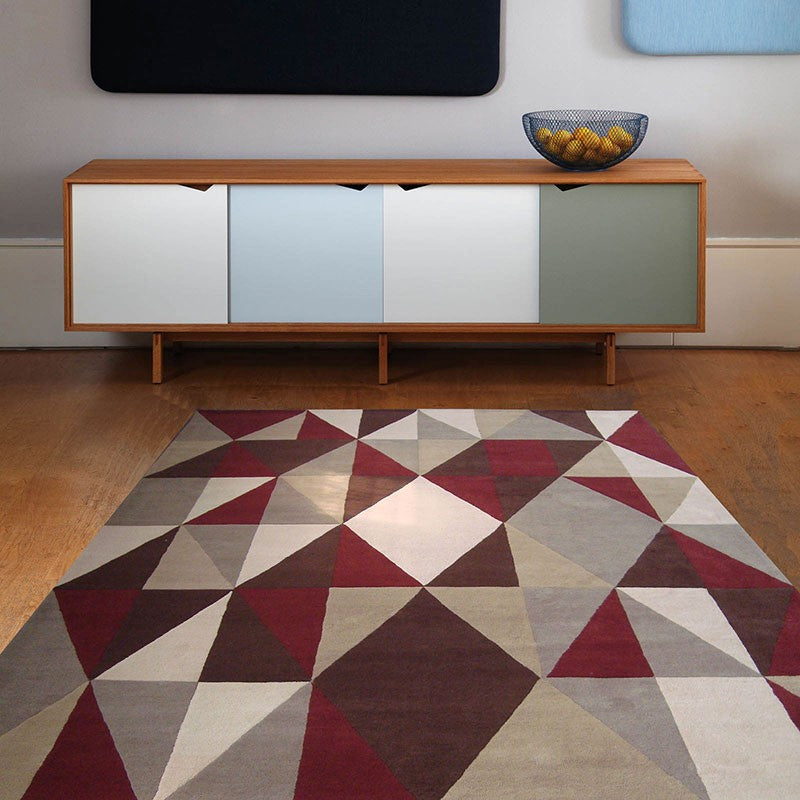 Sencillo - The simple bedroom area rug