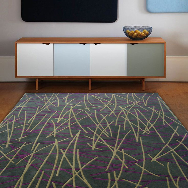 Magna - The simple durable indoor area rug