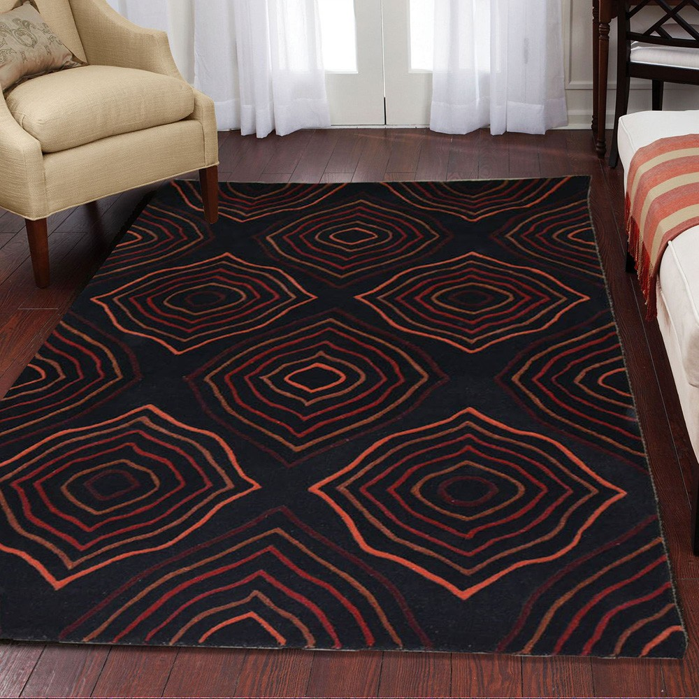 Harlequin - The diamond patterned indoor rug