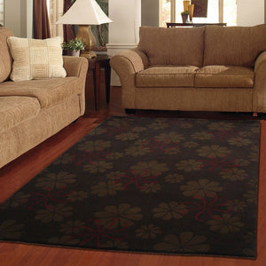 Kwiat - The simple classical area rug