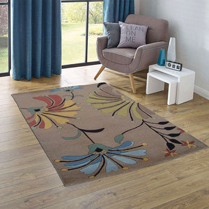 Jasud - The natural indoor area rug