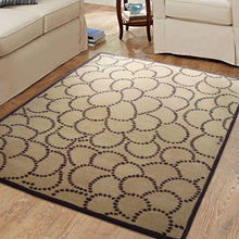 Aleatoria - The simple area rug for bedroom
