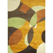 Odcienie - The colorful living area rug