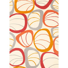 Kyara - The colorful simple area rug