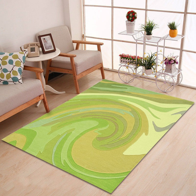 Letus - The colorful area rug for living room