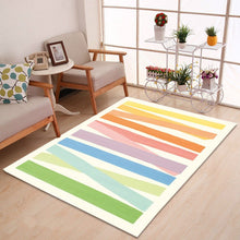 Varin - The simple colorful area rug