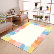 Ijada - The colorful simple area rug