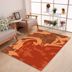 Hazarda - The random design area rug