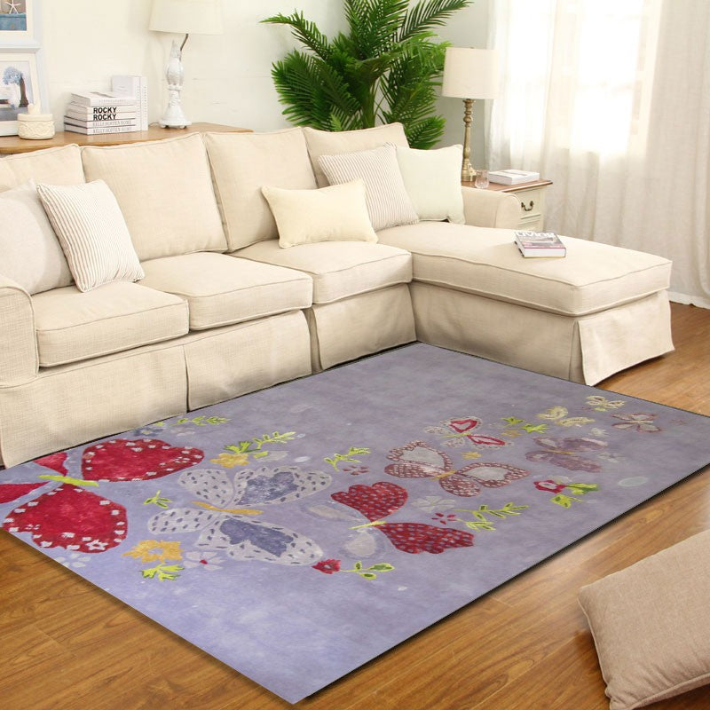 Papillon - The beautifully detailed indoor area rug