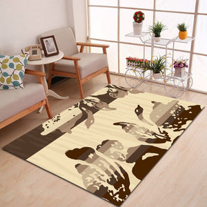 Fumas - the simple beautiful indoor area rug