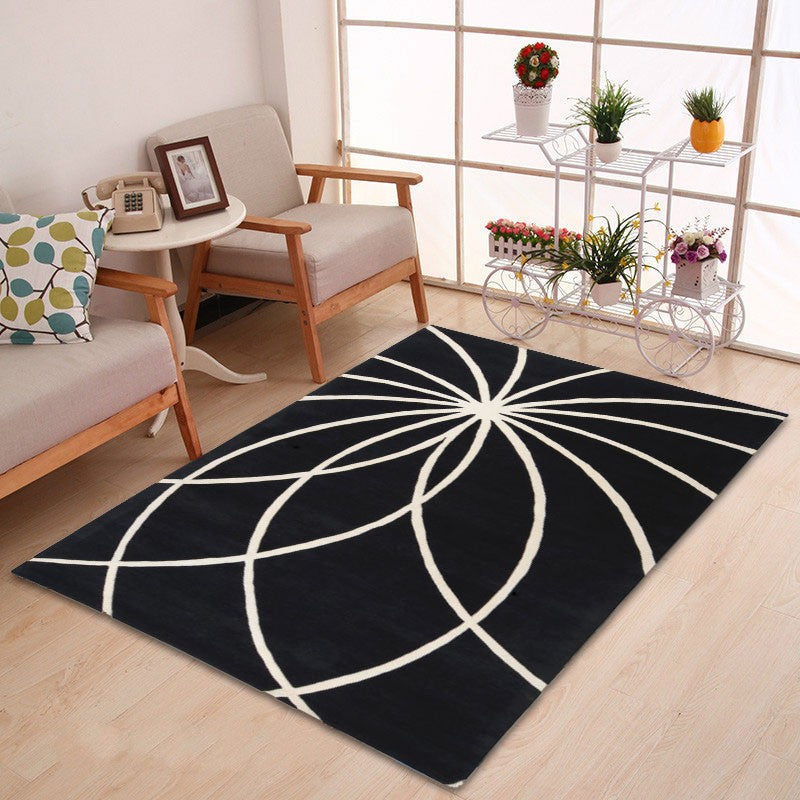 Nafura - The simple rug for living area