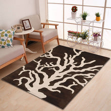 Capillary - A simple dual tone indoor rug