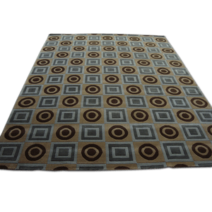 Tic-Tac - The modern hallway indoor rug