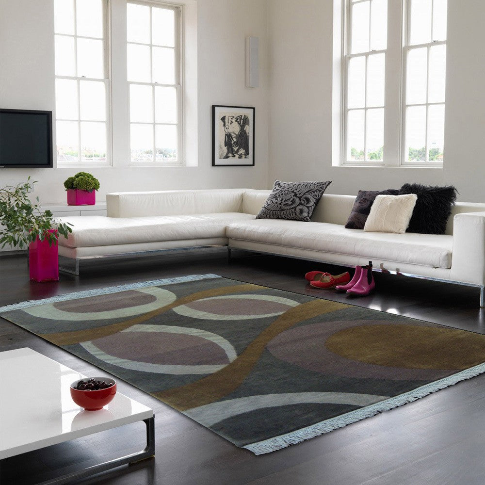 Eerin - The simple indoor rug for bedroom
