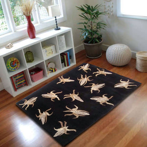 Koren - The simple indoor area rug