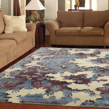 Kharita - The contemporary area rug for living room