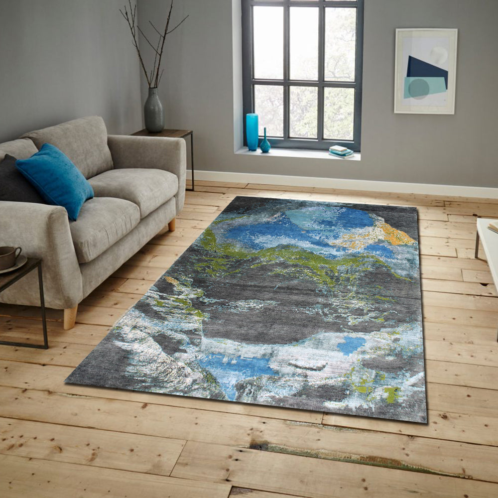 Gris Rochie - Abstract In stock rugs