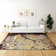 Avellana - abstract In stock rugs