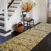 atilda - a classic traditional area rug