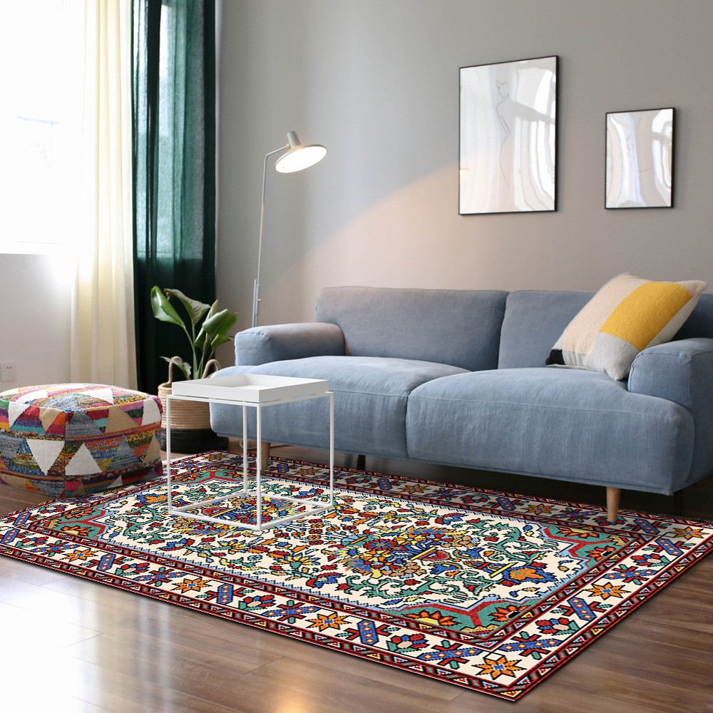 Aayat - The colorful traditional indoor rug