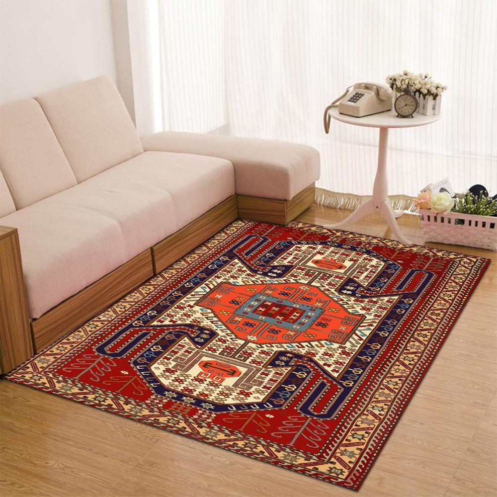 Ahua - The rural designer area rug