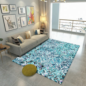 Akean - The contemporary bedroom area rug
