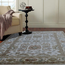 akila - a traditional bedroom indoor area rug