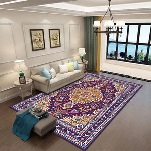 Ala - The beautiful traditional indo area rug