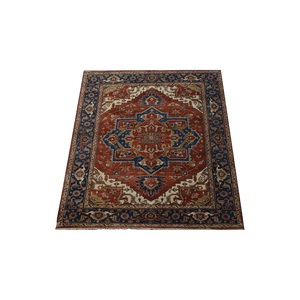 alia - the traditional bedroom area rug