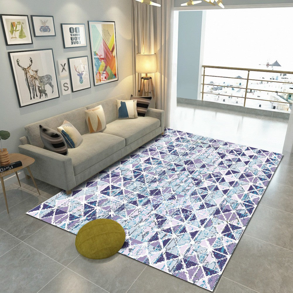 Alois - The hand woven living area rug