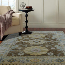 anthea - a traditional living-room rug