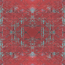 Arnika - The red designer living indoor rug