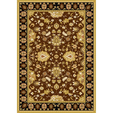 Binama - The brown persian hand made rug