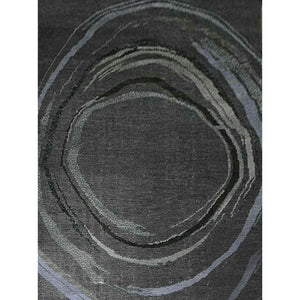 burato - the contemporary dark area rug