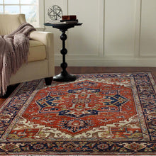 ellyn - a traditional persian bedroom rug