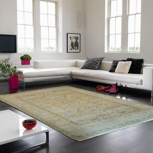 gemma - a beautiful persian design rug
