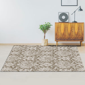 Girat - The complex bedroom indoor area rug