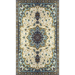 Halus - Delicate hand woven living area rug