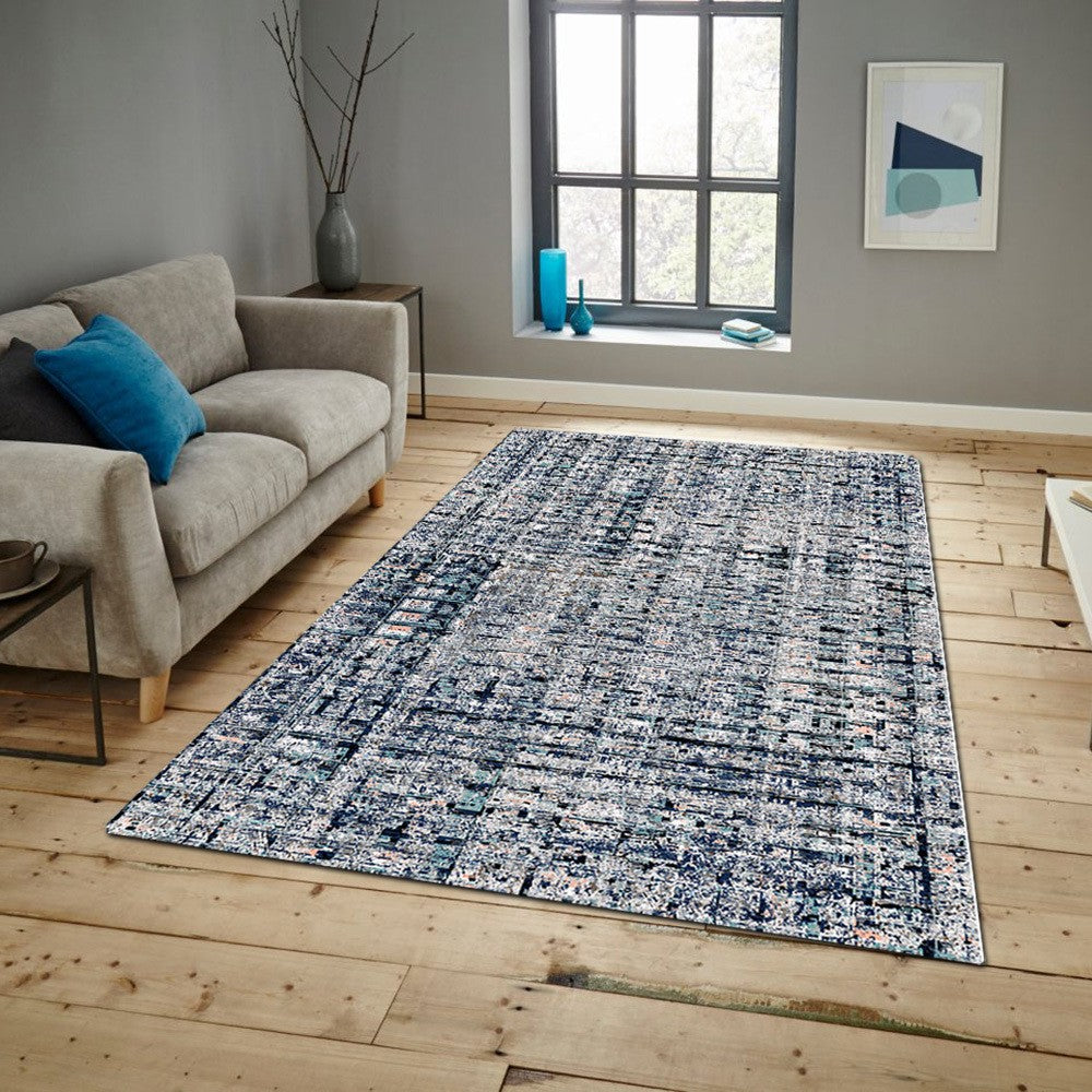 Ike - The handwoven indoor area rug