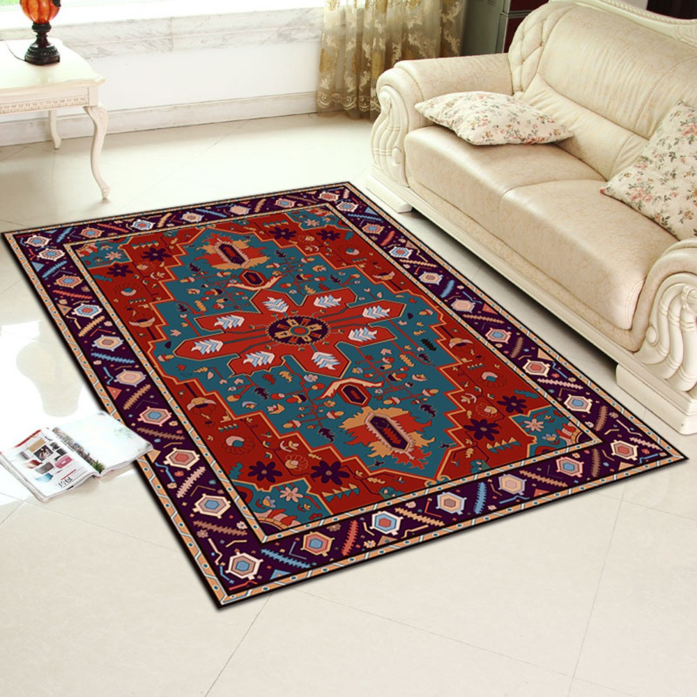 Imvelo - The traditional living area rug