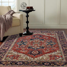 jawahar-a traditional bedroom area rug