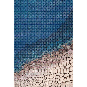 Jorden - The designer hand made area rug