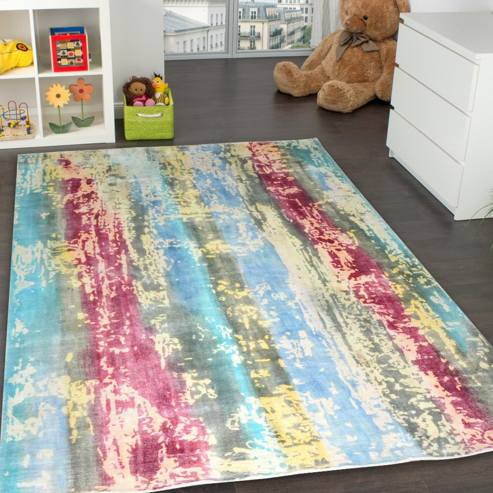 kleure - the colorful indoor area rug